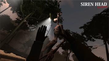 Siren Head: Reborn Screen