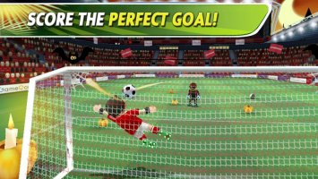 Perfect Kick Screen