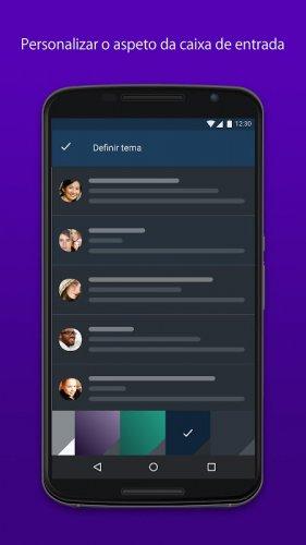 Yahoo Mail - Organize-se screenshot 2