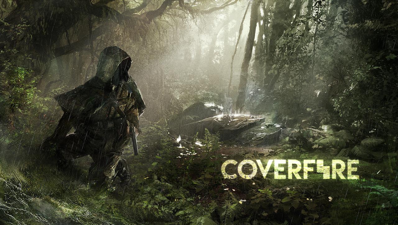 Cover Fire: shooting games - elite shooter screenshot 1