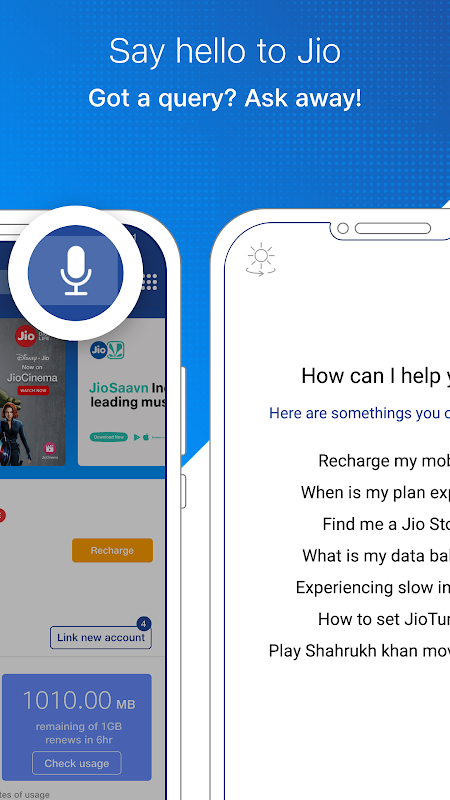 MyJio: For Everything Jio screenshot 2