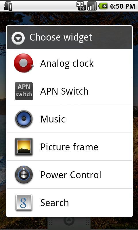APN-Switch screenshot 2