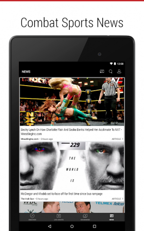 FITE - Boxing, Wrestling, MMA 2 9 Download APK for Android