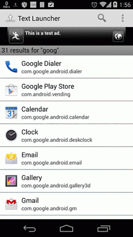 Text Launcher 201602090 Download APK for Android - Aptoide