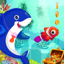 My Aquarium Dolphin Fish: Underwater Fish Runner