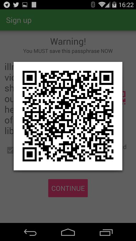 GreenBits Bitcoin Wallet screenshot 15
