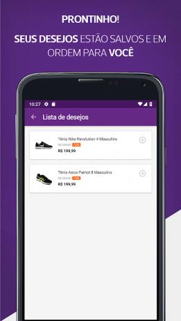 682f7fad4 Netshoes - Compre Artigos Esportivos Online 4.14.0 Download APK for ...