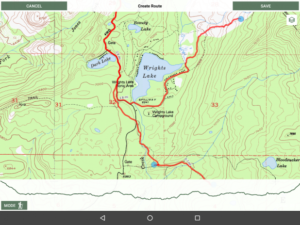 Gaia GPS Hiking Maps Topo Maps Hike App Download APK For - Where to get topo maps for hiking