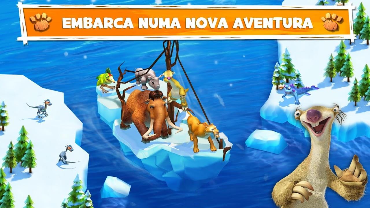 Ice Age Adventures screenshot 1