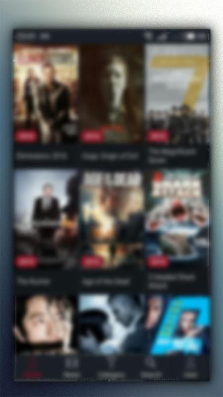 HD movies TV free screenshot 1
