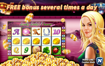 Slotpark - Free Slot Games Screenshot