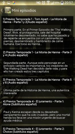 The Walking Dead Quiz Español 1.7 Rev2 Laden Sie APK für Android ...