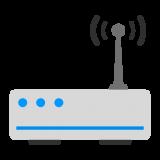 Router Setup Page Pro Icon