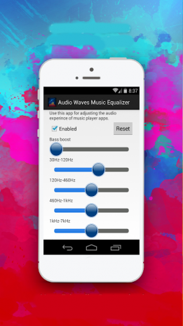 Audio Waves Music Equalizer 1 3 Download APK for Android