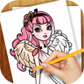 Learn to Draw Ever After High