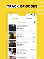 TV Time - Keep track of shows and movies Screen