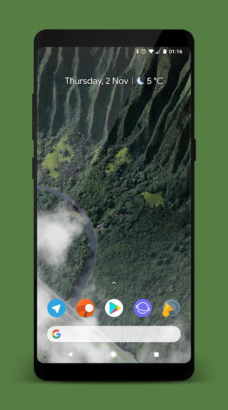 [Substratum] StatusBar Icons (+extras) for Samsung screenshot 1