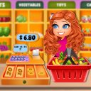 Supermarket Grocery Cashier: Fashion Mall Game