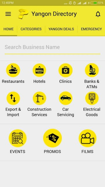 Free Yangon Directory Apps Latest Version Download