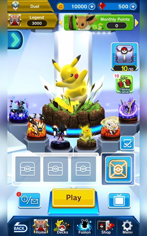 Pokémon Duel screenshot 13