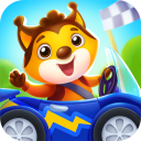 Car game for toddlers: kids racing cars games