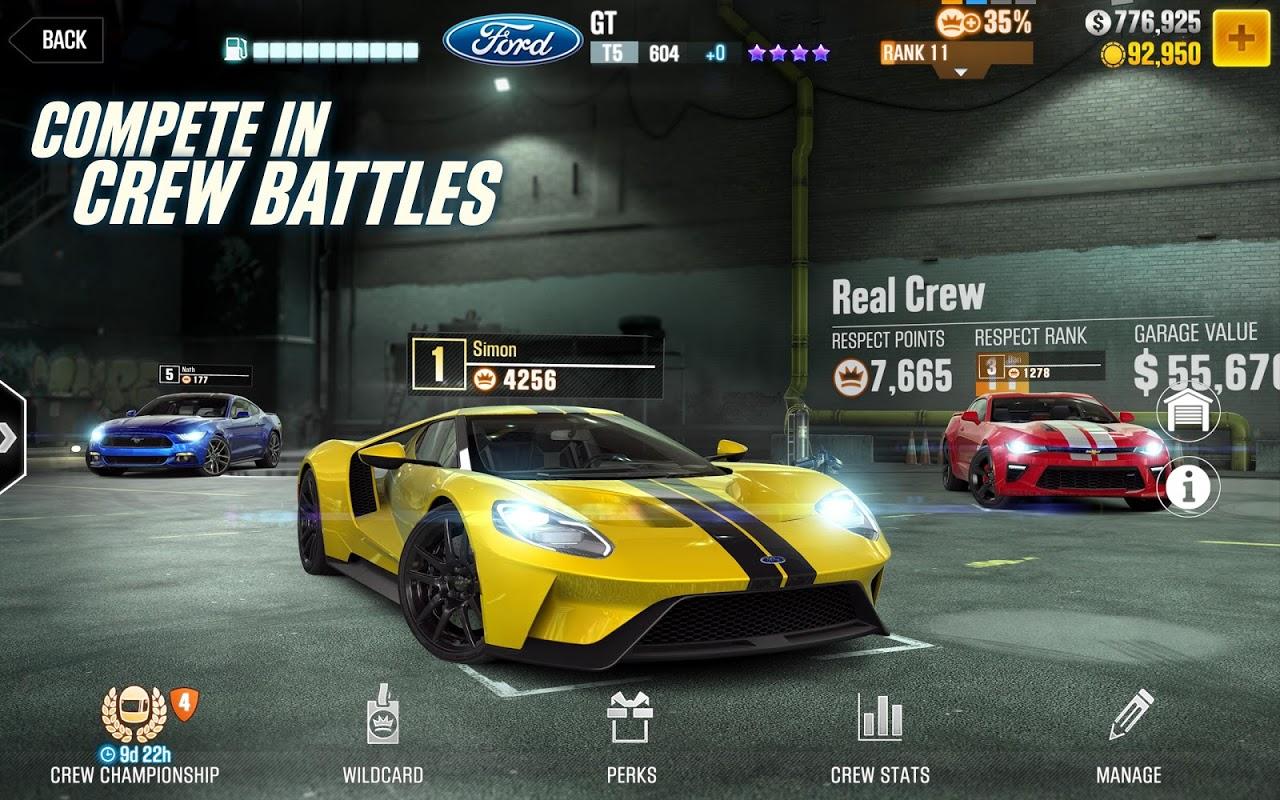 CSR Racing 2 screenshot 4