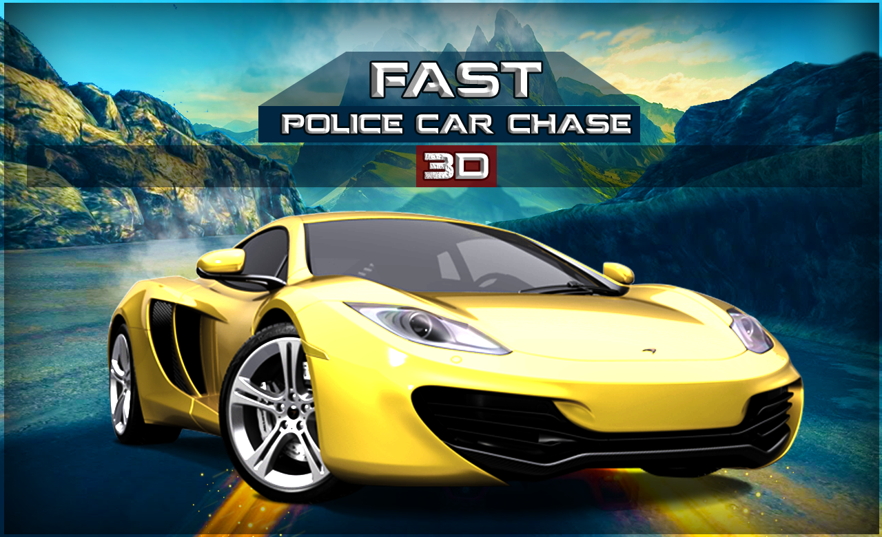 Fast Police Car Chase 3d Screenshot 1 ...