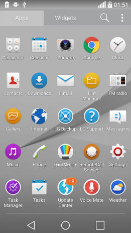 Z Premium Theme for LG Home 1 1 Download APK for Android