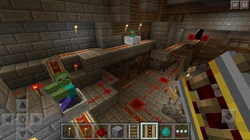 Minecraft: Pocket Edition screenshot 11