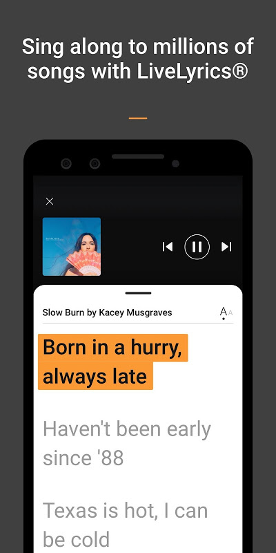 SoundHound ∞ - Music Discovery & Hands-Free Player screenshot 2