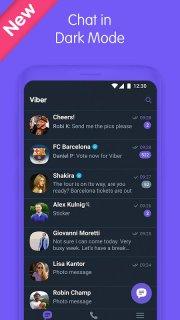 Viber Messenger screenshot 7