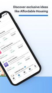 smallcases on Zerodha - Invest in portfolios screenshot 2