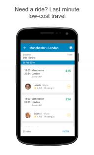 BlaBlaCar, Trusted Carpooling screenshot 4