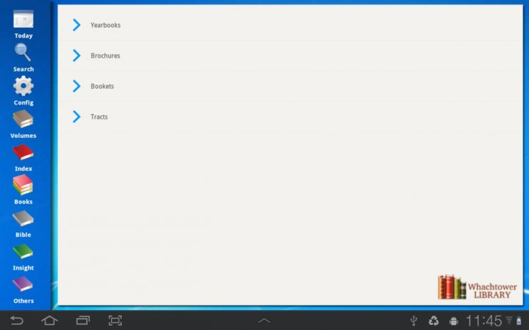 Watchtower Library For Android 212497 Laden Sie Apk Für Android