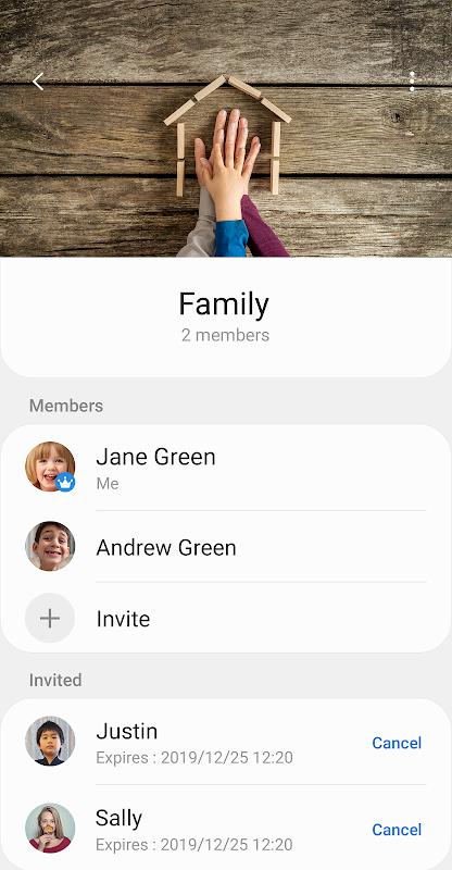 Samsung Experience Service screenshot 1