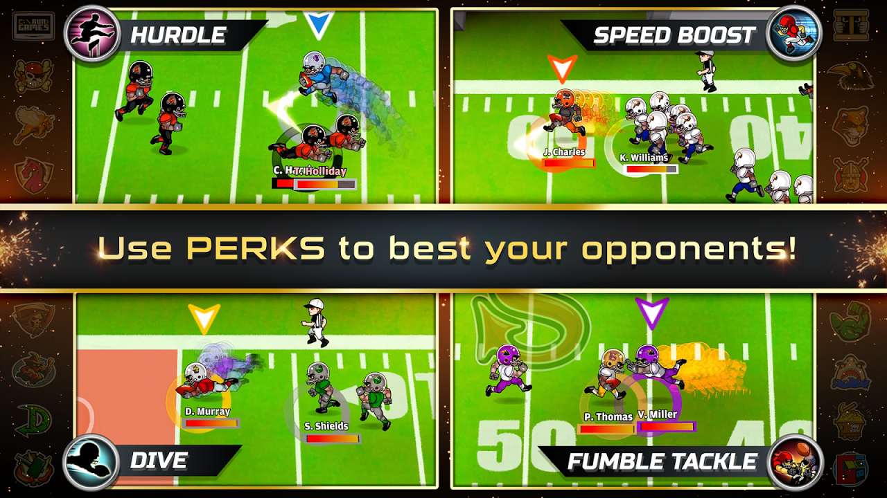Football Heroes PRO 2017 screenshot 2
