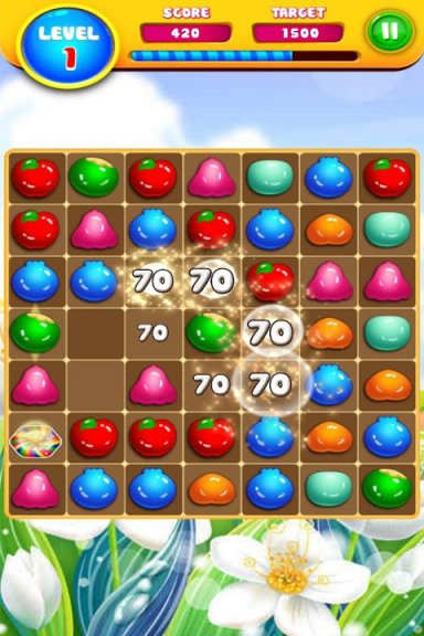 Fruits Mania : Elly's travel for Android - Free download ...