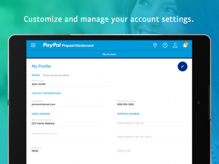 PayPal Prepaid screenshot 10