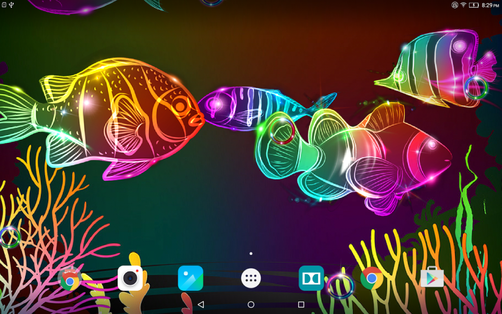 neon fish live wallpaper download apk for android aptoide