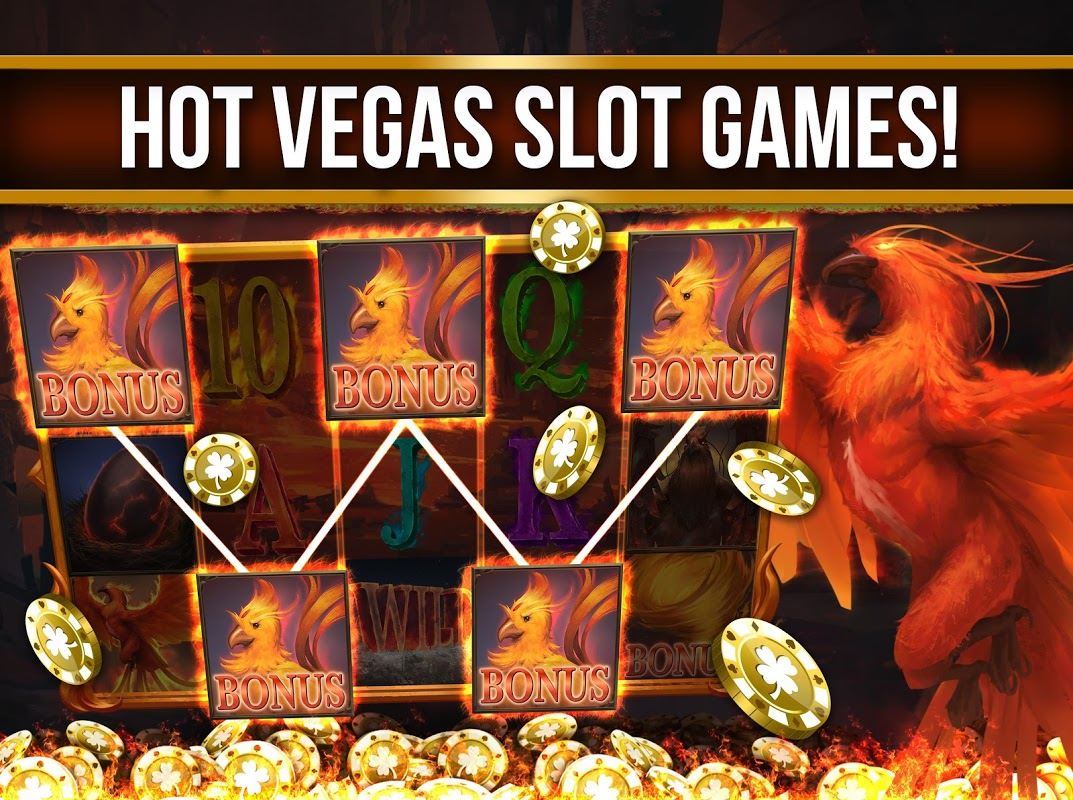 Hot Vegas Free Slot Games App screenshot 2