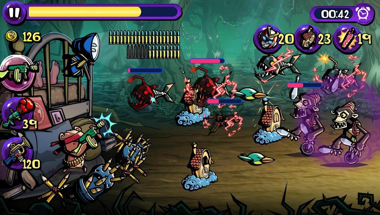 Dream Defense screenshot 2