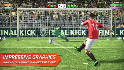 final kick screenshot 3