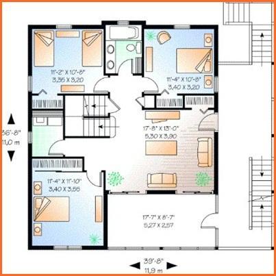 House plan screenshot 1