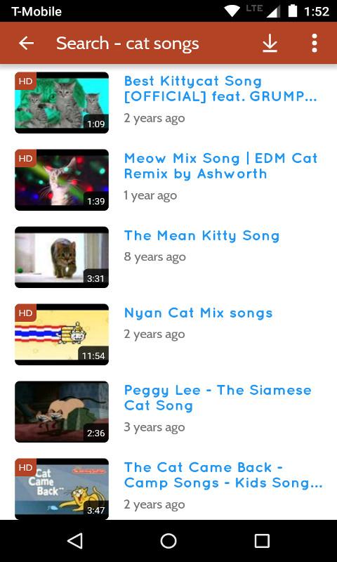 Peggo - YouTube to MP3 Converter screenshot 2