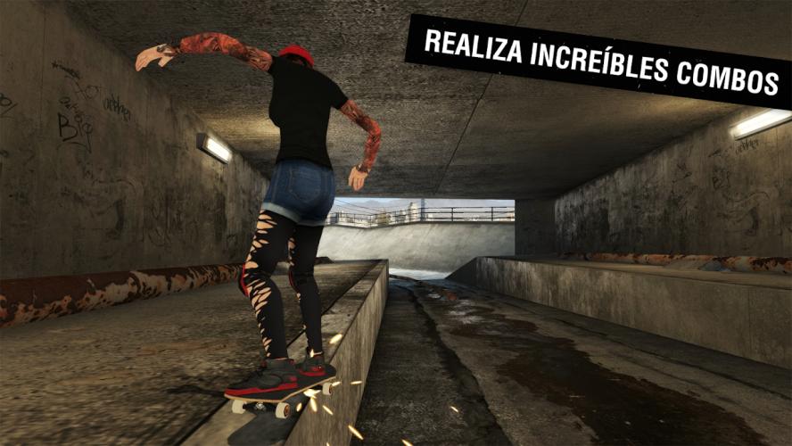 Skateboard Party 3 screenshot 2