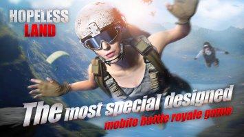 Hopeless Land: Fight for Survival Screen