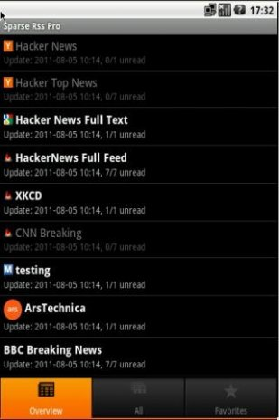 Full Feed Sparse RSS Pro 2 2 8 Download APK for Android - Aptoide