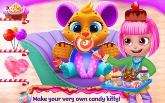 Chocolate Candy Party Screenshot