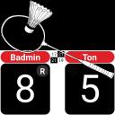 Score Badminton