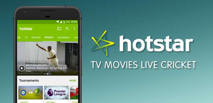 Hotstar apps download for android mobile